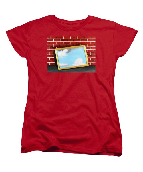 Nobody Noticed Part II Women's T-Shirt (Standard Cut) by Thomas Blood