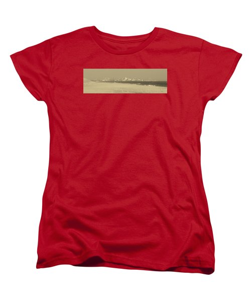 Oc Inlet Classic Women's T-Shirt (Standard Cut) by William Bartholomew