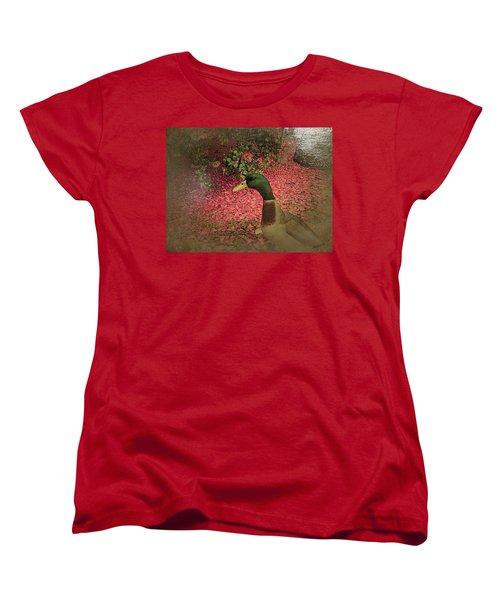 O'malley Women's T-Shirt (Standard Cut) by YoMamaBird Rhonda