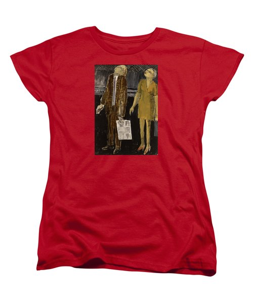 On The Street Women's T-Shirt (Standard Cut)