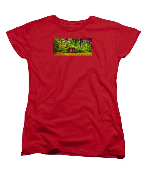 Once Upon A Time Women's T-Shirt (Standard Cut) by Louis Ferreira