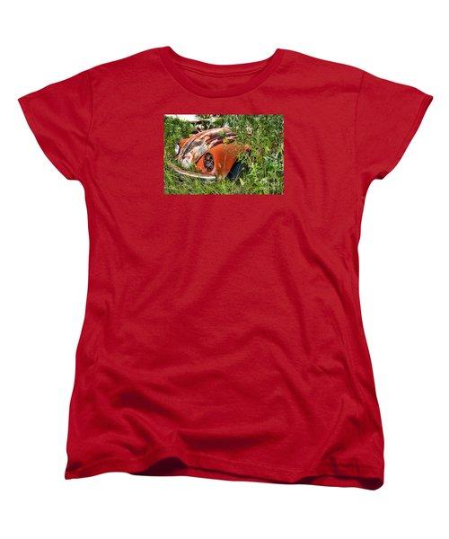 One Eyed Bug Women's T-Shirt (Standard Cut)
