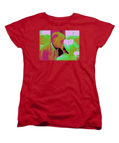 P3 Women's T-Shirt (Standard Cut) by Jesse Ciazza