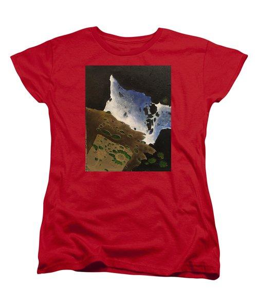 Pages Women's T-Shirt (Standard Cut) by Steve  Hester