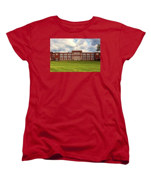 Parkersburg High School - West Virginia Women's T-Shirt (Standard Cut) by L O C
