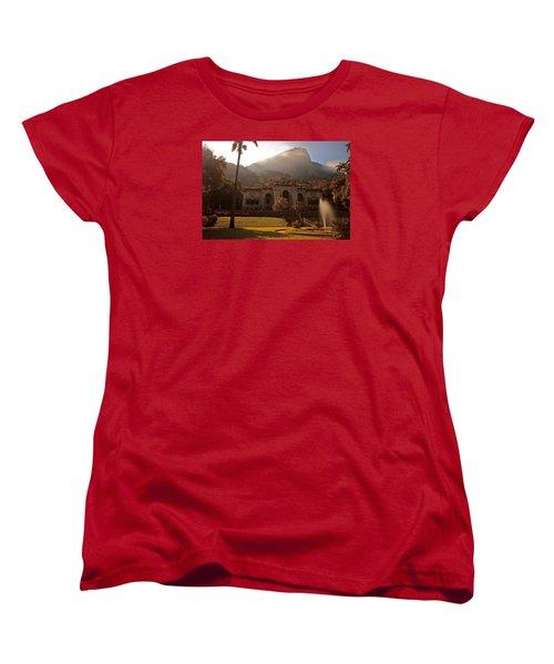 Parque De Lague Women's T-Shirt (Standard Cut) by Mark Nowoslawski