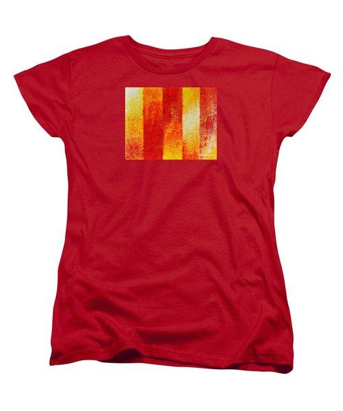 Path Women's T-Shirt (Standard Cut) by Teresa Wegrzyn