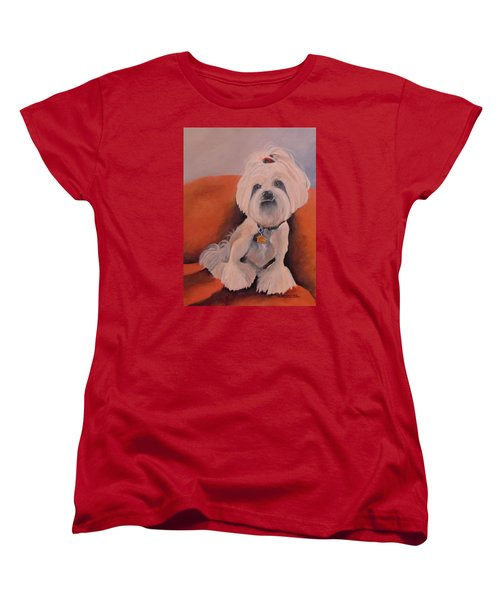 Peaches 'n Cream Women's T-Shirt (Standard Cut)