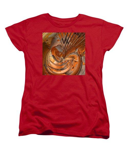 Peeled Women's T-Shirt (Standard Cut) by Ron Bissett