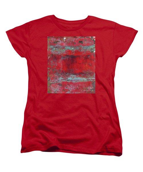 Peeling Wall Women's T-Shirt (Standard Cut)
