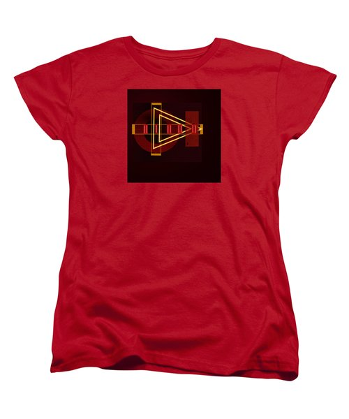 Penman Original-253 Women's T-Shirt (Standard Cut) by Andrew Penman