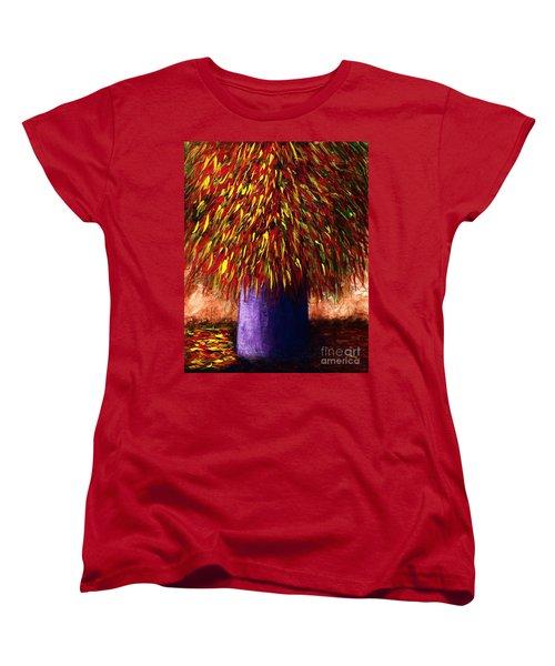 Peppered  Women's T-Shirt (Standard Cut)