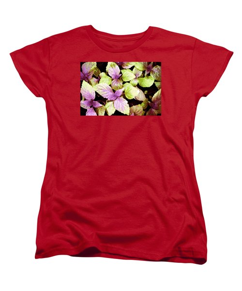 Perilla Beauty Women's T-Shirt (Standard Cut) by Winsome Gunning