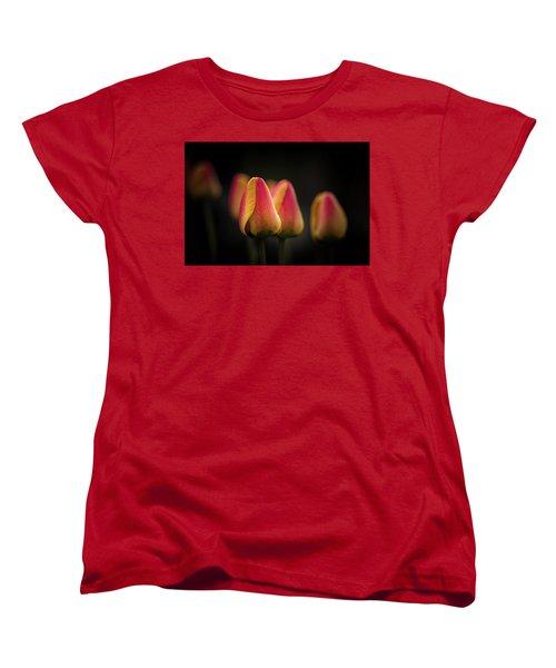Phocus Pocus Women's T-Shirt (Standard Cut) by Peter Scott