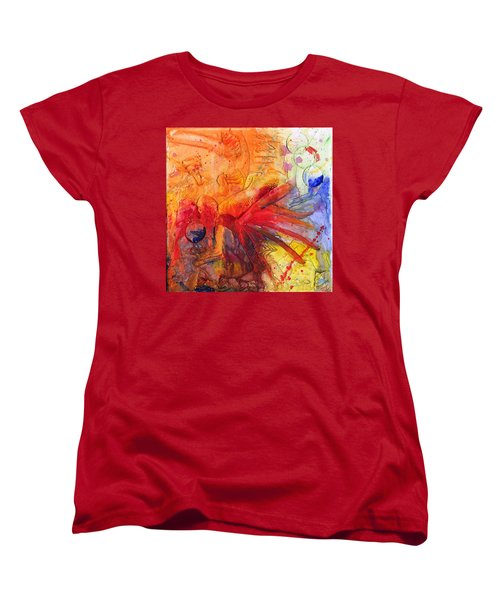 Phoenix Hummingbird Women's T-Shirt (Standard Cut)