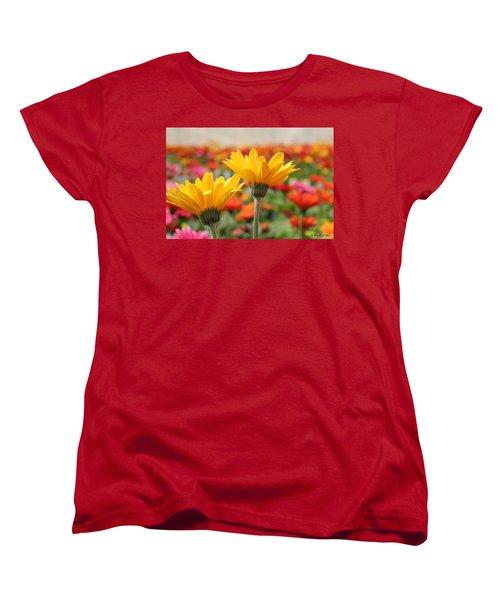 Pick Me... No Pick Me Women's T-Shirt (Standard Cut) by Betty Northcutt