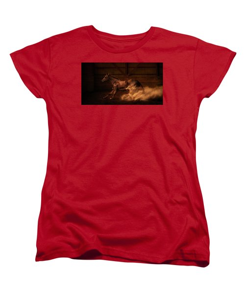 Playing Dirty Women's T-Shirt (Standard Cut)