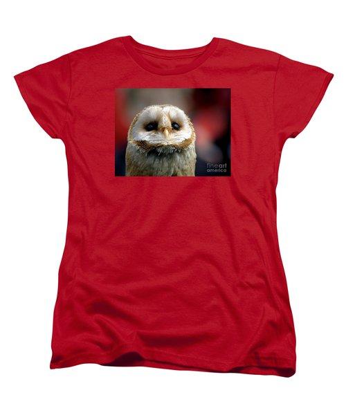 Please  Women's T-Shirt (Standard Cut) by Jacky Gerritsen