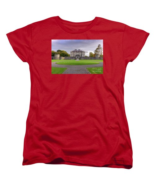 Portumna House  Women's T-Shirt (Standard Cut) by Juergen Klust