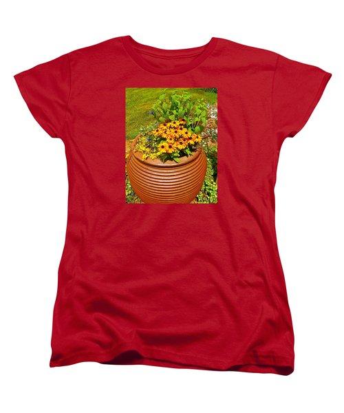 Pot O' Gold Women's T-Shirt (Standard Cut) by Randy Rosenberger