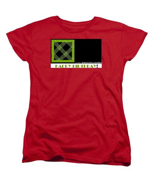 Precision Women's T-Shirt (Standard Cut)