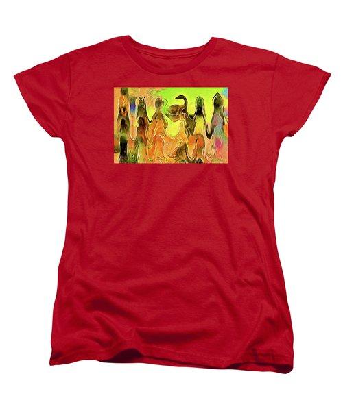 Presentation Women's T-Shirt (Standard Cut) by Alex Galkin