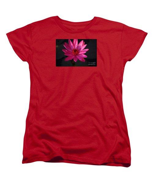 Pretty In Pink Women's T-Shirt (Standard Cut) by John S