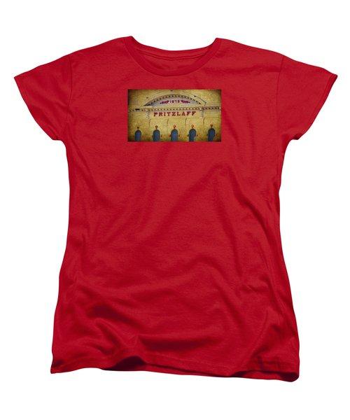 Pritzlaff Women's T-Shirt (Standard Cut) by Susan  McMenamin