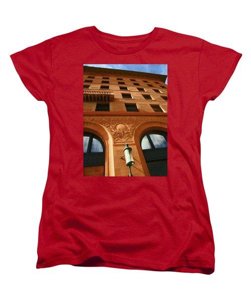 Pueblo Downtown Thatcher Building 2 Women's T-Shirt (Standard Cut)