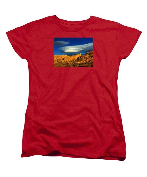 Pure Nature Spain  Women's T-Shirt (Standard Cut) by Colette V Hera Guggenheim