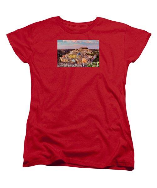 Ragusa Ilba Women's T-Shirt (Standard Cut) by Robert Charity