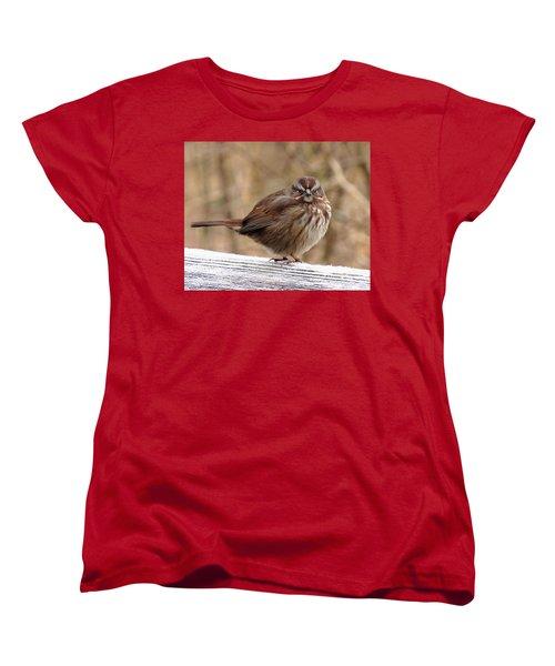 Rats ......it's Monday Morning Women's T-Shirt (Standard Cut) by I'ina Van Lawick