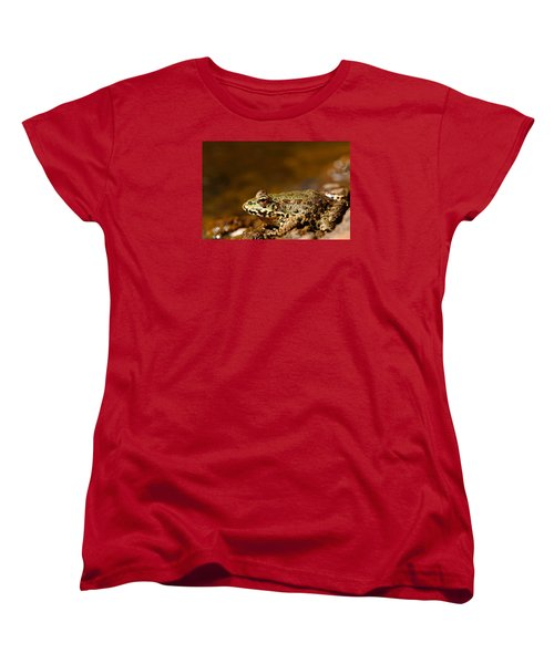 Women's T-Shirt (Standard Cut) featuring the photograph Relaxed by Richard Patmore