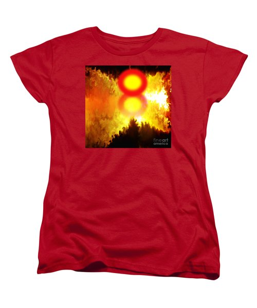 Resurrection Day For The Perished Women's T-Shirt (Standard Cut) by Belinda Threeths