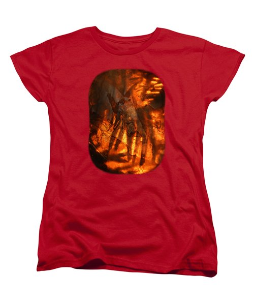 Revelation Women's T-Shirt (Standard Cut) by Sami Tiainen