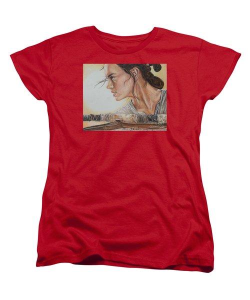 Rey Women's T-Shirt (Standard Cut)