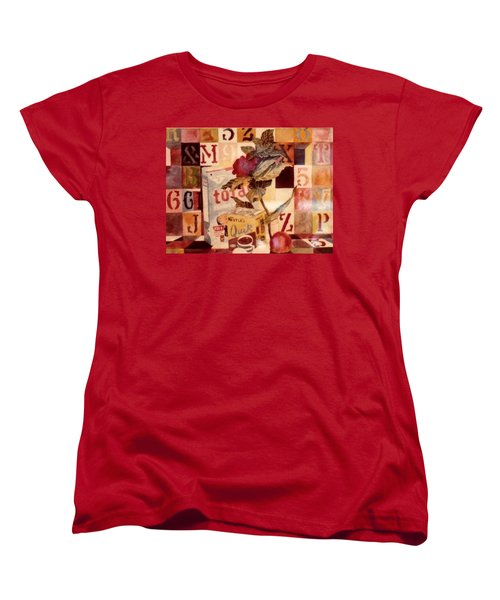 Rise And Shine Women's T-Shirt (Standard Cut) by Bernard Goodman