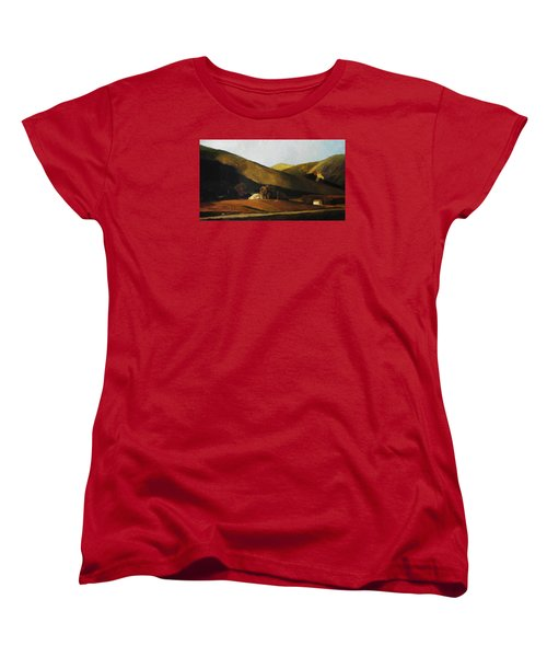 Roadside Women's T-Shirt (Standard Cut)