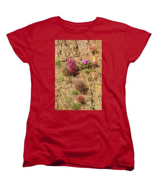 Rock Cutting 1 Women's T-Shirt (Standard Cut) by Werner Padarin