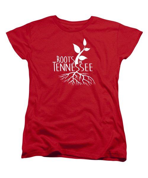 Roots In Tennessee Seedlin Women's T-Shirt (Standard Cut)