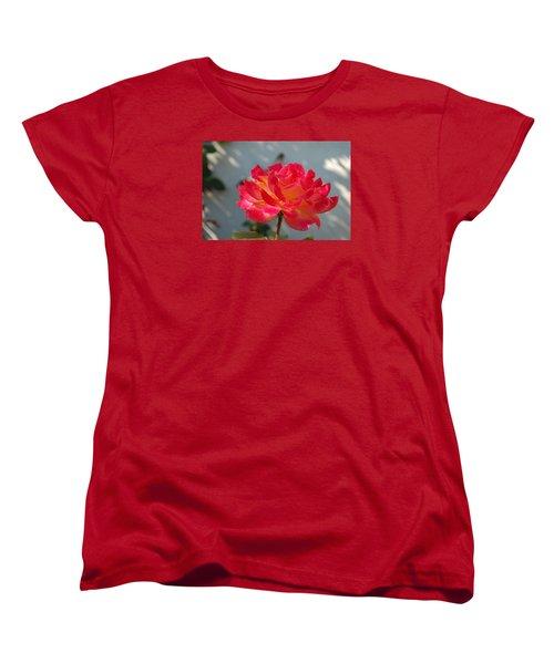 Rose Women's T-Shirt (Standard Cut)