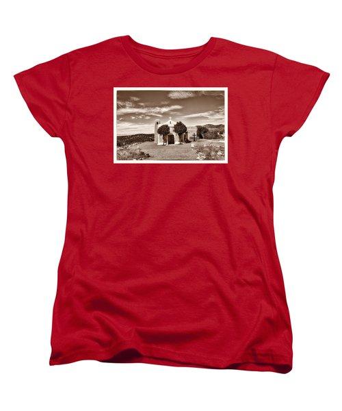 San Francisco De Asis  Est 1839 Women's T-Shirt (Standard Cut) by Robert FERD Frank