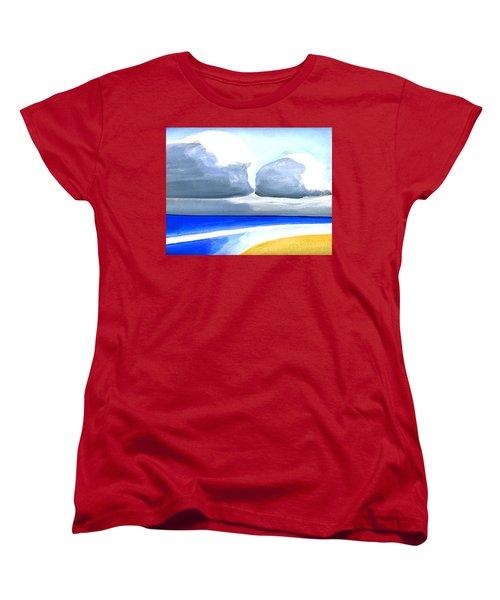 San Juan Cloudscpe Women's T-Shirt (Standard Cut) by Dick Sauer