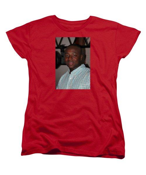 Sanderson - 4541 Women's T-Shirt (Standard Cut) by Joe Finney