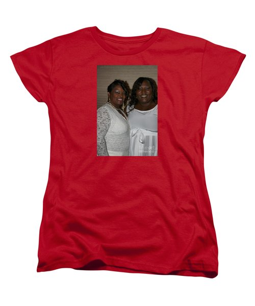 Sanderson - 4543 Women's T-Shirt (Standard Cut) by Joe Finney