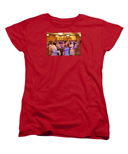 Sanderson - 4555 Women's T-Shirt (Standard Cut)
