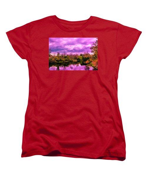 Women's T-Shirt (Standard Cut) featuring the photograph Sarasota Symphony 2 by Madeline Ellis
