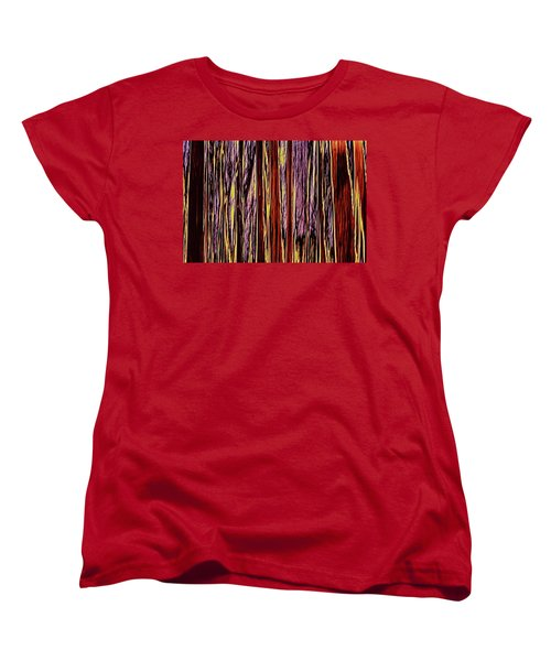 Women's T-Shirt (Standard Cut) featuring the photograph Seasons by Tony Beck
