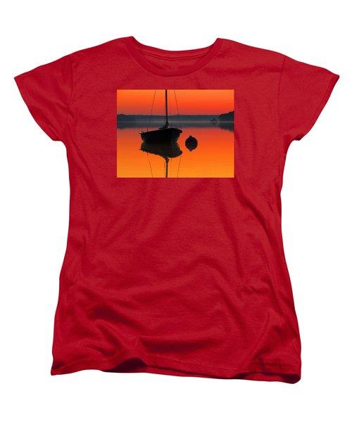 September Dreams Women's T-Shirt (Standard Cut) by Dianne Cowen
