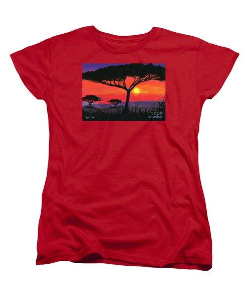 Kalahari  Women's T-Shirt (Standard Cut)